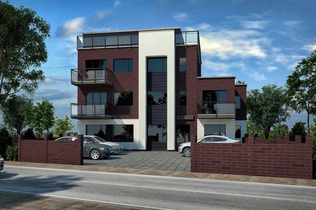 Thumbnail Flat for sale in Bowyer Court, 45 Pickford Lane, Bexleyheath, Kent