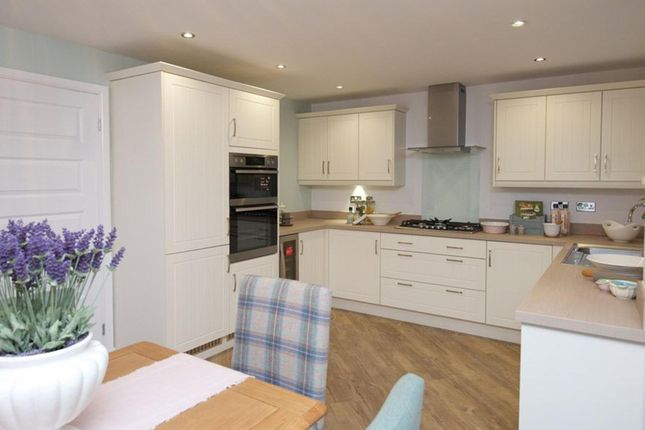 "Thumbnail Detached house for sale in ""Kennington"" at Radbrook Road, Shrewsbury"