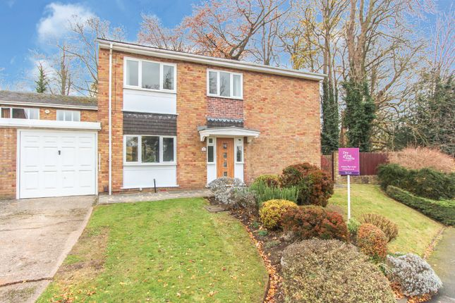 Thumbnail Link-detached house to rent in Stanbury Avenue, Watford