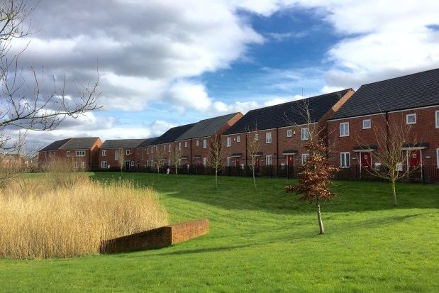 Thumbnail Property to rent in Briardale Walk, West Timperley, Altrincham