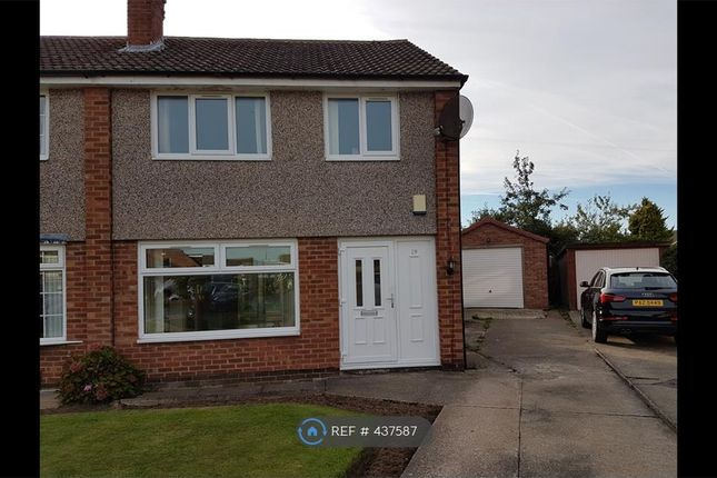 Thumbnail Semi-detached house to rent in Silverdale Avenue, Leeds