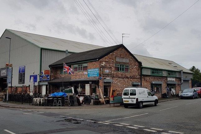 Thumbnail Light industrial for sale in Wrigley Head, Manchester