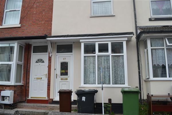 Thumbnail Terraced house to rent in Norfolk Road, Pennfields, Wolverhampton