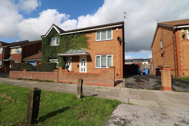Thumbnail Semi-detached house to rent in Mercer Avenue, Kirkby, Liverpool