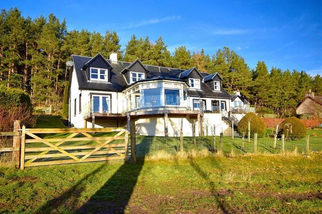Thumbnail Detached house for sale in Skye Of Curr Road, Dulnain Bridge, Grantown-On-Spey