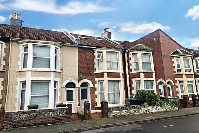 Thumbnail Property to rent in Montgomerie Road, Southsea