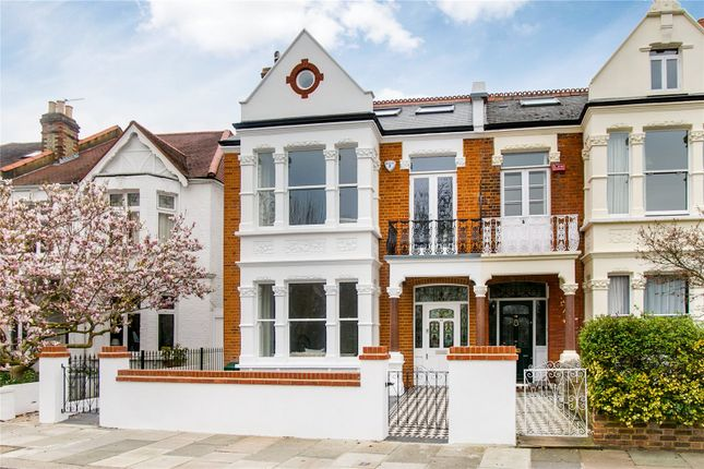 Thumbnail Semi-detached house for sale in Stevenage Road, Alphabet Street, Fulham, London
