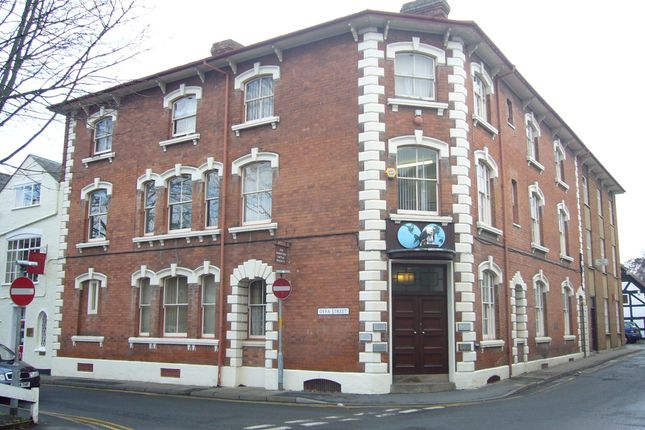 Offa Street/East Street, Hereford HR1