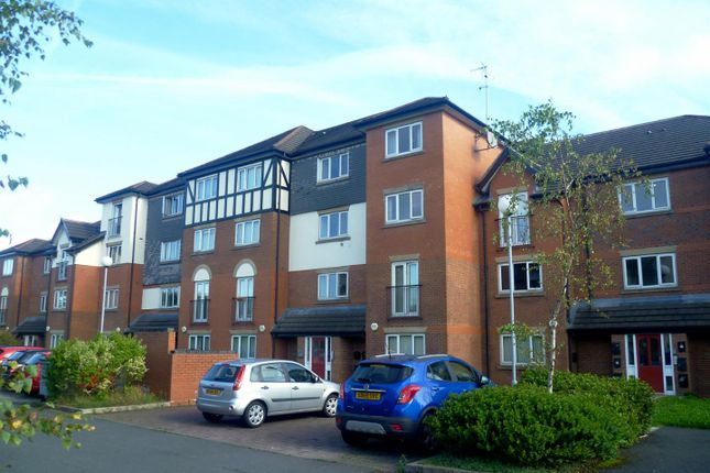 Thumbnail Flat to rent in Collegiate Way, Swinton, Manchester