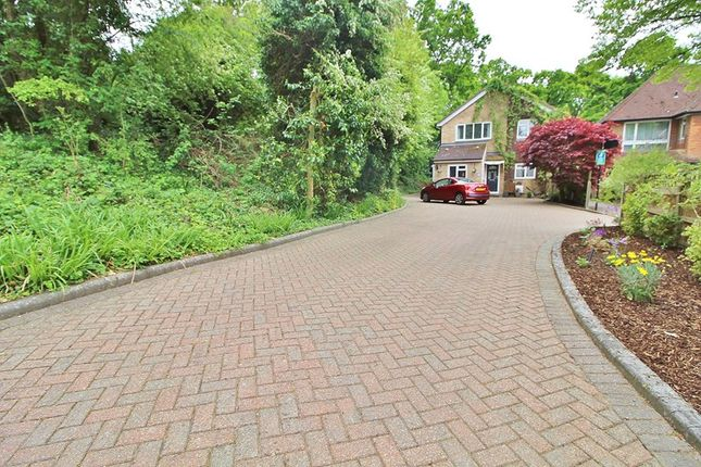 Thumbnail Detached house for sale in The Glen, Enfield