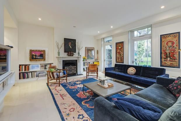 Thumbnail Flat for sale in Warrington Crescent, Little Venice, London
