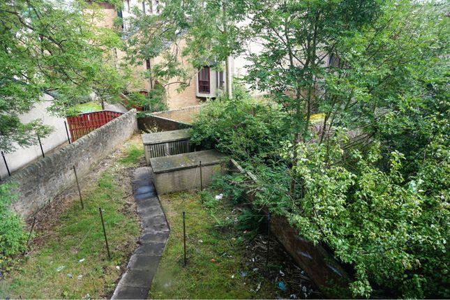Rear Garden of 19 Strathmartine Road, Dundee DD3