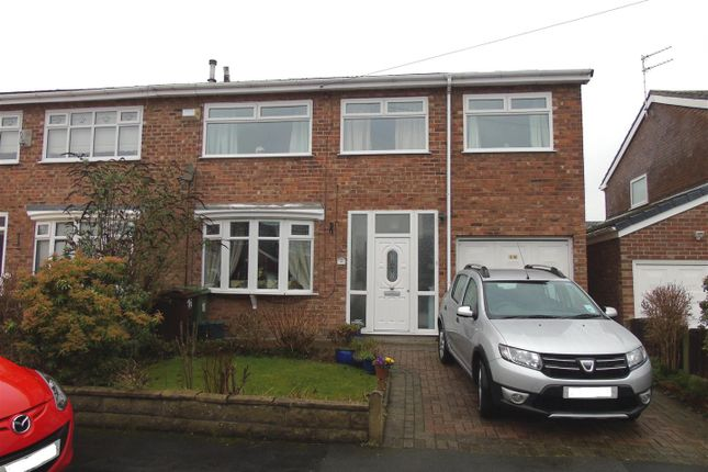 Thumbnail Semi-detached house for sale in Monmouth Drive, Liverpool