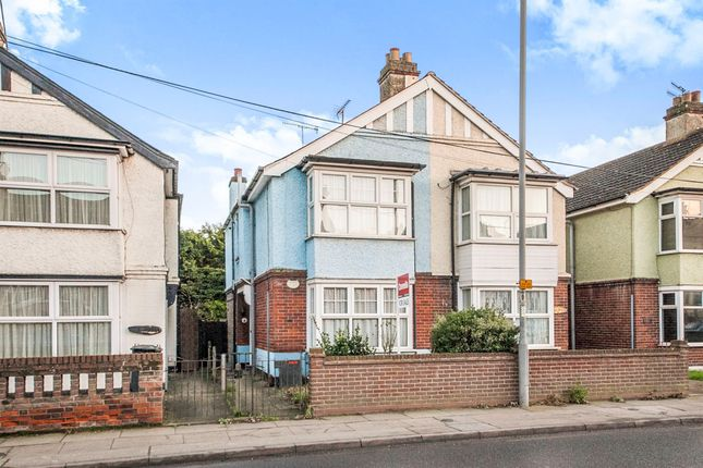 Thumbnail Semi-detached house for sale in West Bank Terminal, Wherstead Road, Ipswich