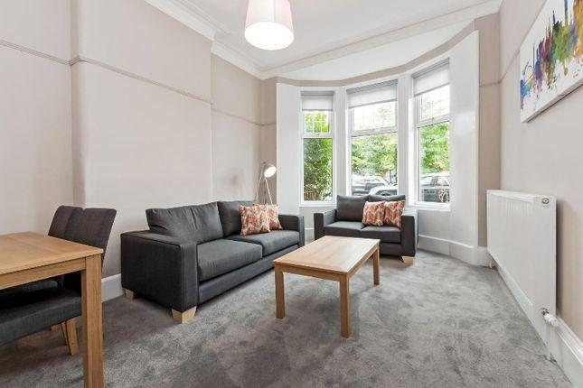 Thumbnail Flat to rent in Kelbourne Street, North Kelvinside, Glasgow