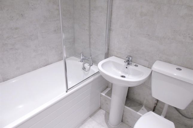 Bathroom of South Park Court, Kirkby, Liverpool L32
