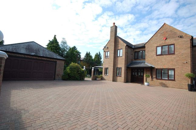 Thumbnail Detached house for sale in Broomer Place, Cheshunt, Waltham Cross