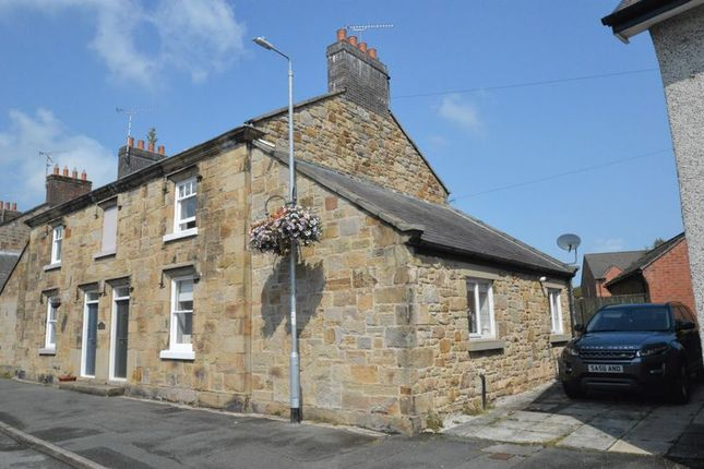 Thumbnail Terraced house for sale in High Street, Northop, Mold