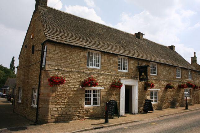 Thumbnail Pub/bar for sale in Station Road, Northamptonshire: Nassington|