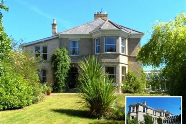 Thumbnail Detached house for sale in Victoria Road, Barnstaple, Devon