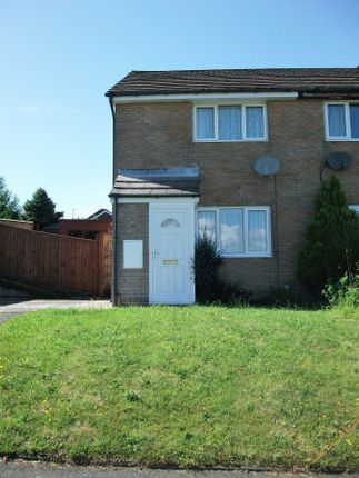 Thumbnail Semi-detached house to rent in Wordsworth Avenue, Haverfordwest