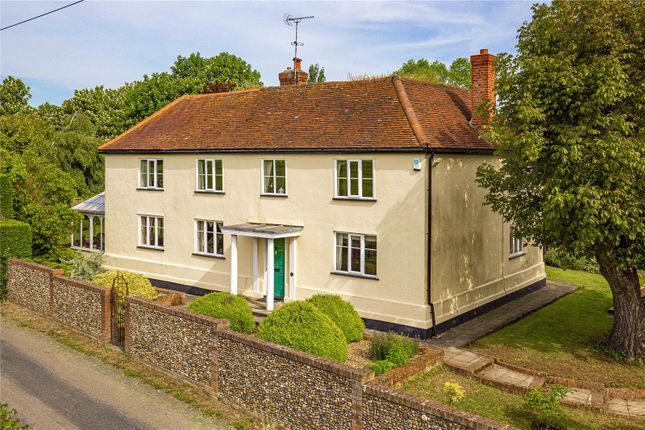 Thumbnail Detached house for sale in Mill Road, Great Bardfield, Braintree, Essex