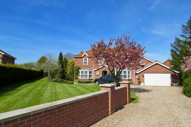 Thumbnail Detached house for sale in Bellbutts View, Scotter, Gainsborough, Lincolnshire