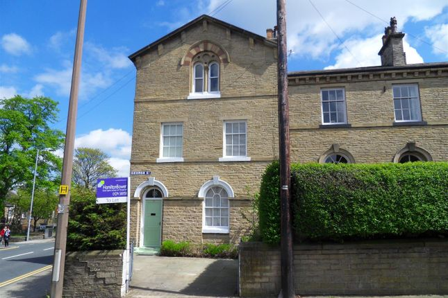 Thumbnail Town house to rent in George Street, Saltaire, Shipley