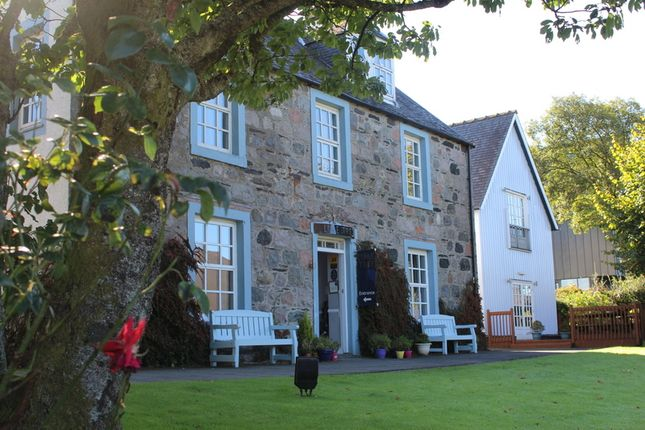 Thumbnail Hotel/guest house for sale in Lime Tree Hotel & Gallery, Achintore Rd, Fort William