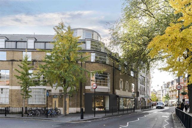 Thumbnail Flat for sale in Marylebone High Street, London