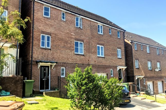 4 bed town house to rent in Under The Meio, Abertridwr, Caerphilly CF83