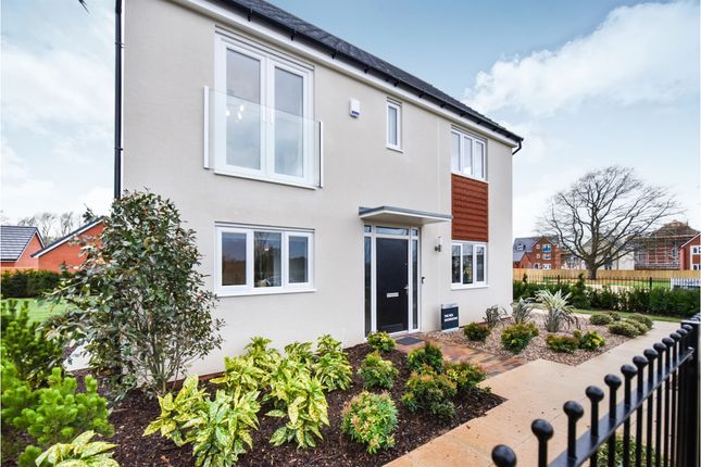 Thumbnail Detached house for sale in Langford Mills, Norton Fitzwarren, Taunton
