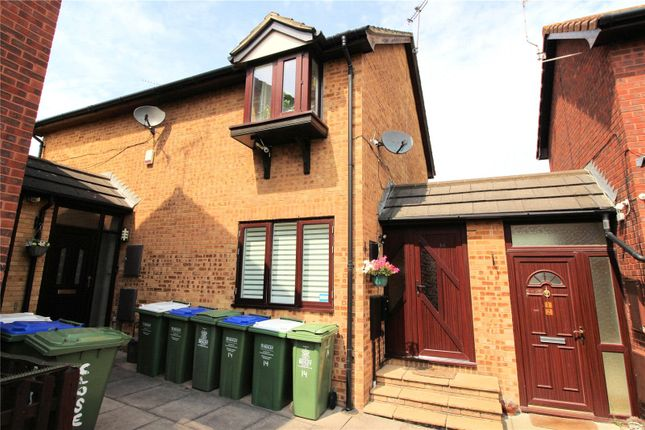 2 bed terraced house for sale in Drummond Close, Erith, Kent DA8