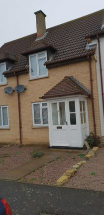 Thumbnail Terraced house to rent in Dixons Road, Market Deeping, Peterborough