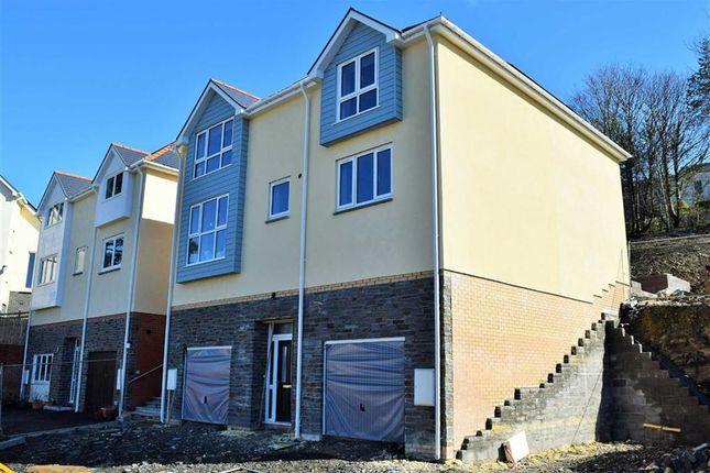 Thumbnail Land for sale in Plot 9, Bryn Ardwyn, St Davids Road, Aberystwyth, Ceredigion
