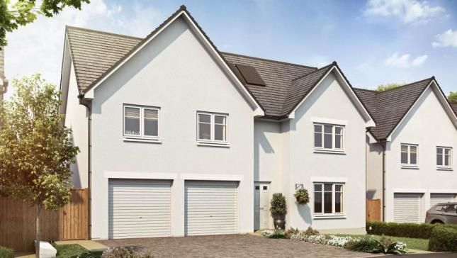Thumbnail Detached house for sale in Carronhall Drive, Uddingston, Glasgow