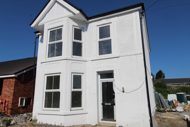 Thumbnail Detached house for sale in Penygarn Road, Tycroes, Ammanford