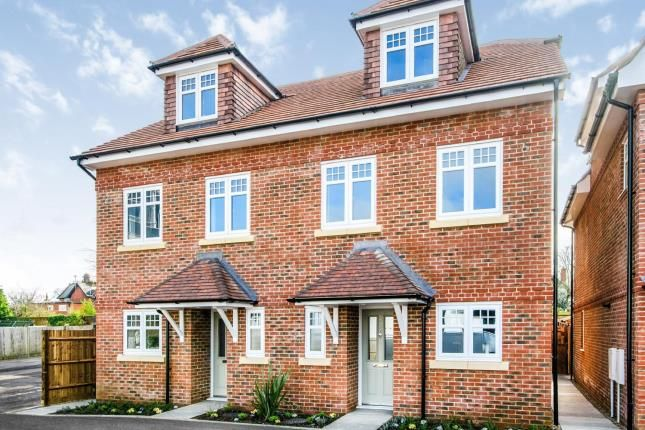 Thumbnail Semi-detached house for sale in Bounty Road, Basingstoke, Hampshire