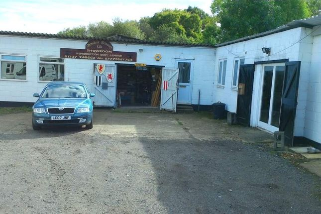 Thumbnail Industrial for sale in Sidlow RH2, UK