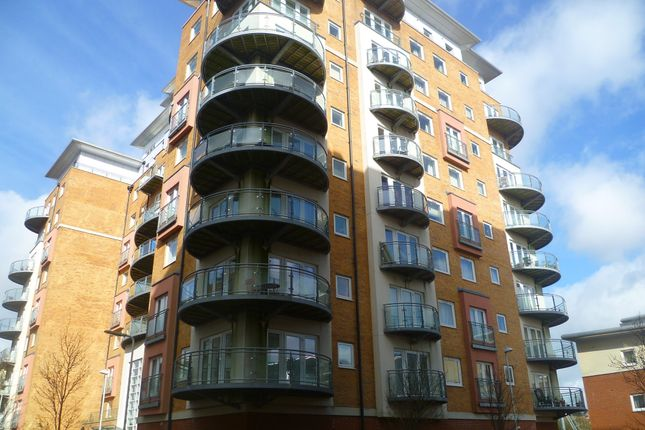 Thumbnail Flat to rent in Winterthur Way, Basingstoke