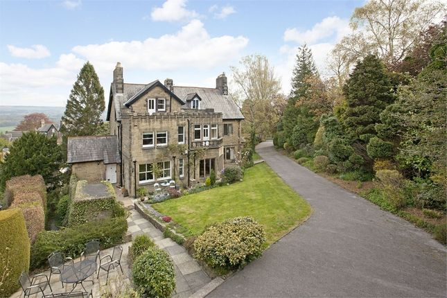 Thumbnail Detached house for sale in 12, Low Wood Rise, Ilkley, West Yorkshire