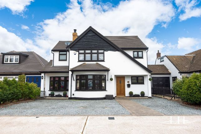 Detached house for sale in Great Nelmes Chase, Hornchurch
