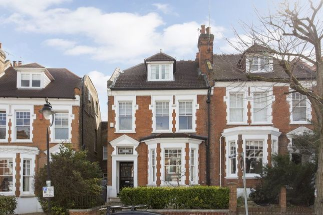 Thumbnail Semi-detached house for sale in Southwood Avenue, Highgate Village