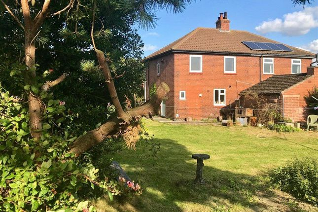 Thumbnail Semi-detached house to rent in Common Road, Skipwith, Selby