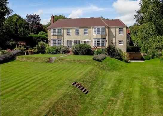 Thumbnail Detached house for sale in Benhams Lane, Henley-On-Thames, Buckinghamshire