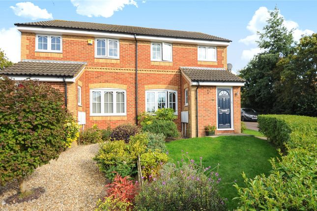 Thumbnail Semi-detached house to rent in Rachaels Lake View, Warfield, Bracknell, Berkshire
