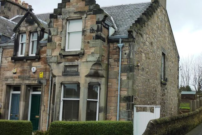 Thumbnail End terrace house to rent in Church Street, Kirkcaldy