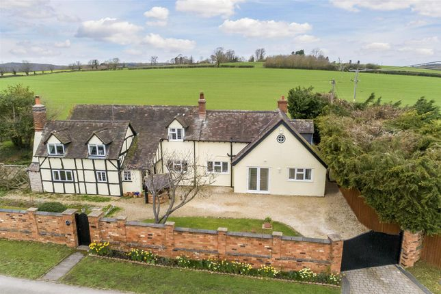 Thumbnail Cottage for sale in Iron Cross, Salford Priors, Evesham, Worcestershire
