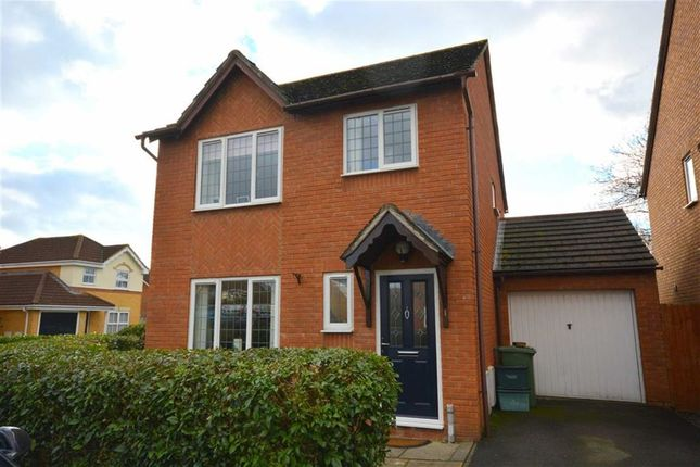Thumbnail Detached house to rent in Nene Close, Quedgeley, Gloucester