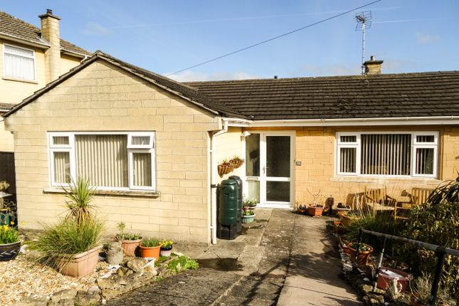 Thumbnail Semi-detached bungalow for sale in Ambleside Road, Kingsway, Bath